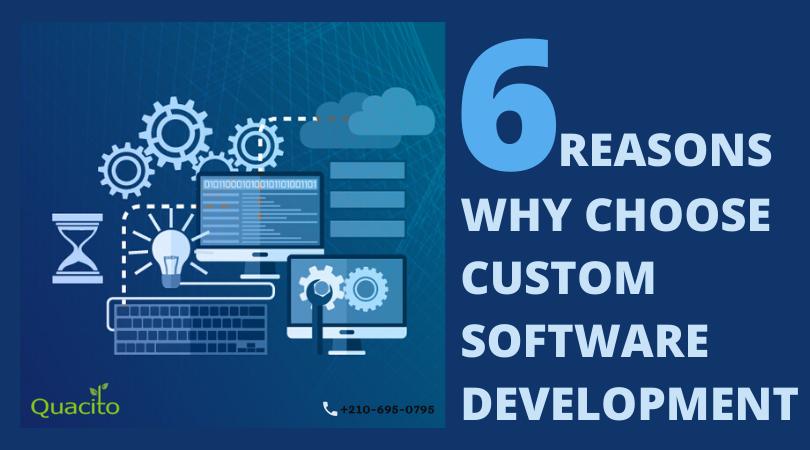 custom software development San Antonio