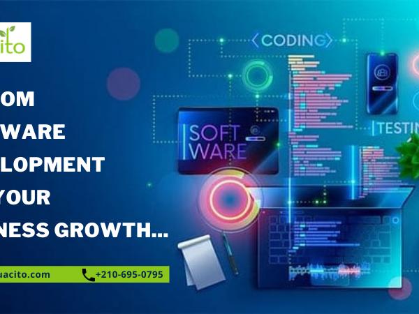 custom software development company San Antonio